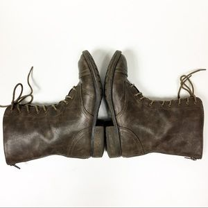 Steve Madden Shoes - Steve Madden Lace Up Combat Boots
